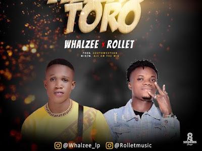 DOWNLOAD MP3: Whalzee Ft. Rollet – Alakotoro
