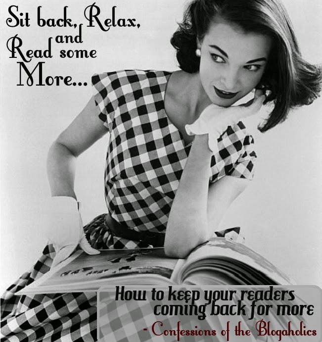 Retro Dresses 1 {Blog Tips} How to Keep Your Readers Coming Back for More