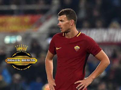 Dzeko Sudah Memberikan Yang Terbaik Untuk AS Roma