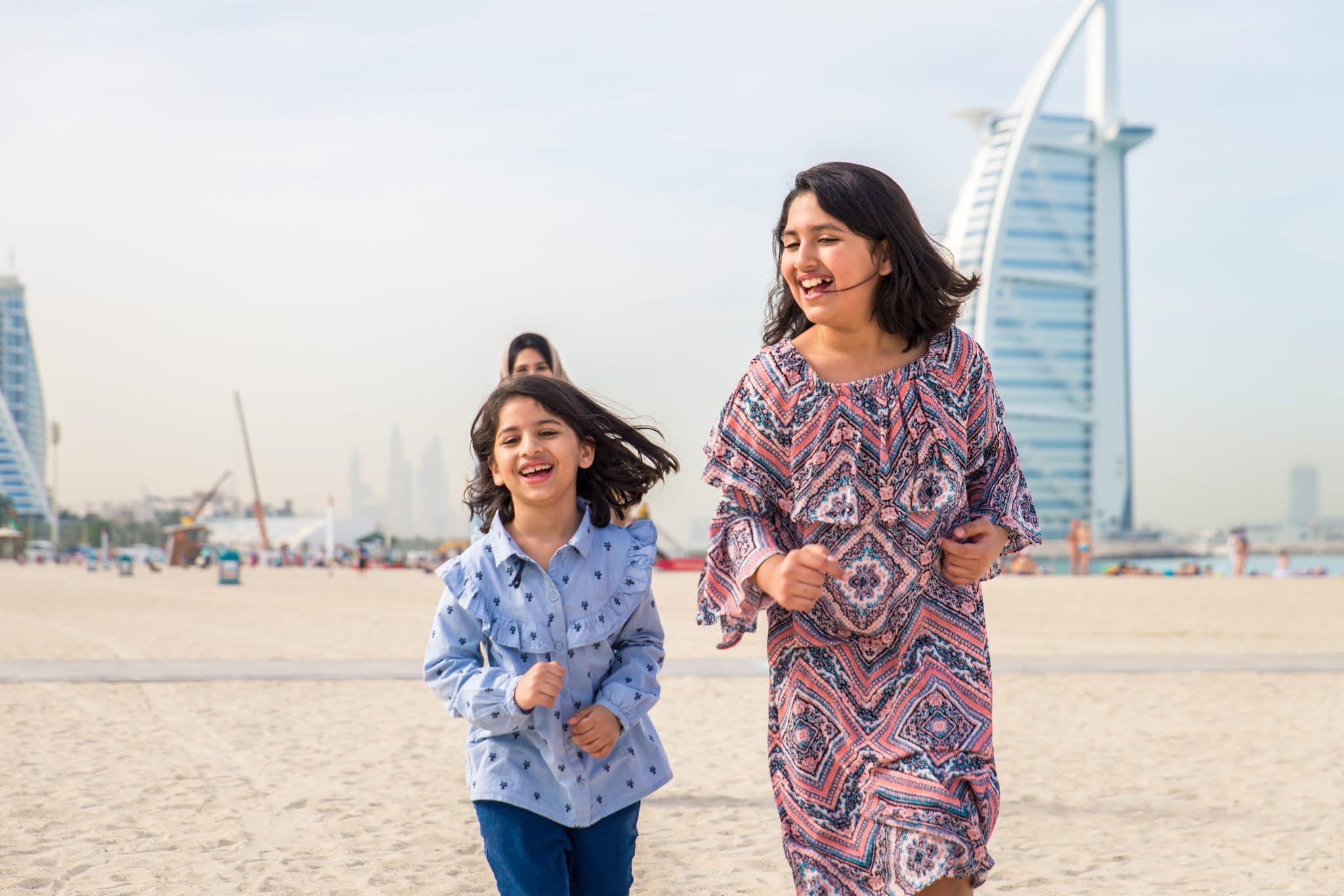 دبي.. وجهة السفر المميزة للعائلات في عيد الفطر