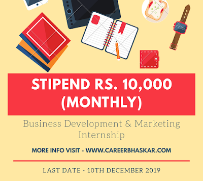 Business Development Internship, Marketing Internship, Business Development and Marketing Internship, Internshala Internship, Internship.