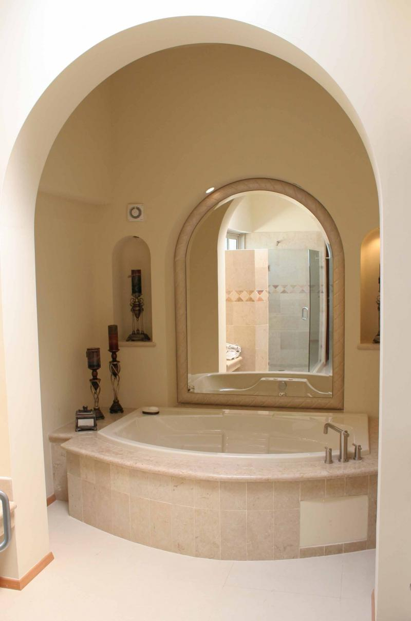Dreams and wishes luxury bathrooms a mother 39 s dream - Bathtub showers for small bathrooms ...