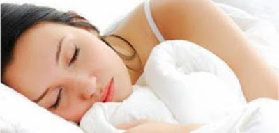 خطوات بسيطة وسهلة للنوم بسرعة