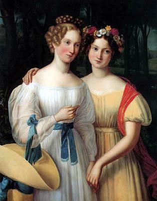 Les Soeurs Pauline et Henriette (1824), Louise Seidler