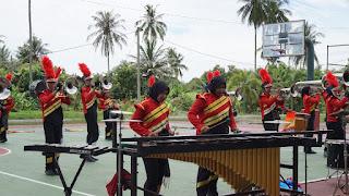Besok Drum  Band Atim Siap Bertarung di Pra Pora