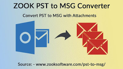 PST to MSG Converter — Export PST to MSG Format with Attachments?