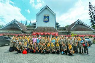 Bupati Tulungagung Belajar IKM Ke Lombok Tengah