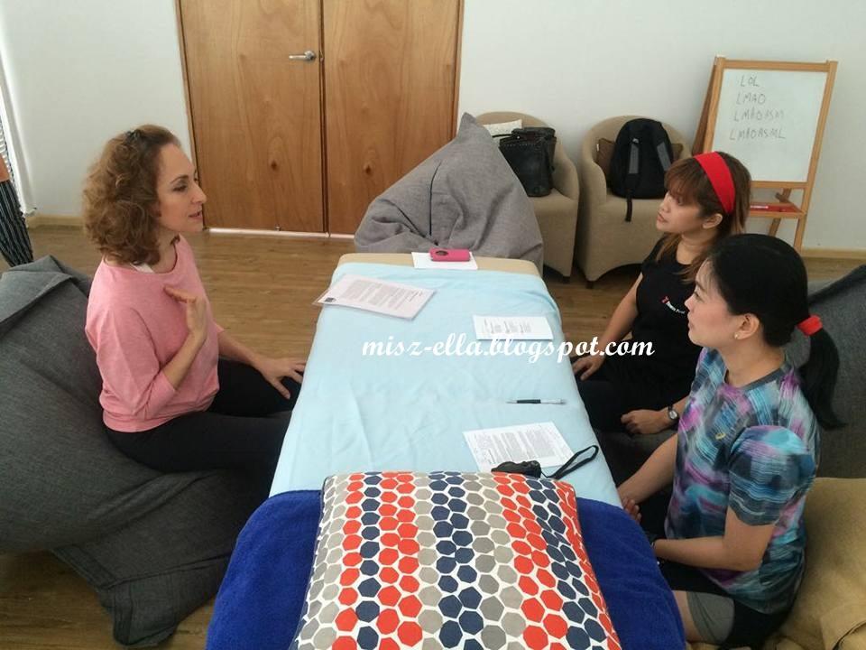 Dari Jari Jari Halusku: Qigong with Mirjana at The Violet