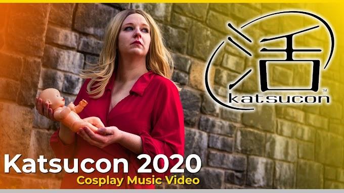 Cosplay desde Katsucon 2020