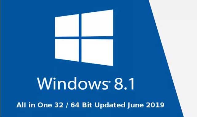 تحميل ويندوز 8.1 الكل في واحد نواة 32 و64 بت مجانا