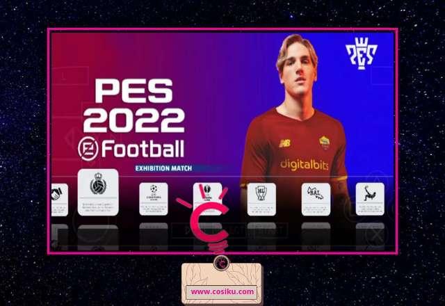 PES 2021-2022 PPSSPP CHELITO V2 NEW Update All Bursa Transfer Club
