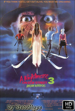 Pesadilla en La Calle Elm 3: Los Guerreros del Sueño [1987] [Latino-Ingles] HD 1080P [Google Drive] GloboTV