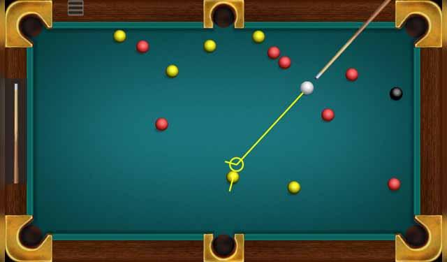 Billiard Free Game Android Ringan