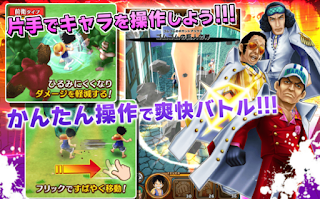 One Piece Thousand Strom Mod Apk Unlocked all carackter