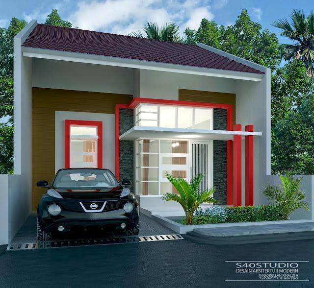 Desain Rumah 7 X 155 Meter DESAIN RUMAH MINIMALIS MODERN