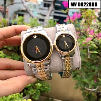 Đồng hồ cặp đôi MV Đ022800