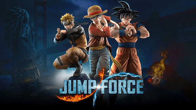 Link Tải Game Jump Force ( Jump Force Free Download )