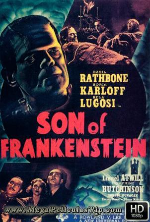 El Hijo De Frankenstein [1080p] [Latino-Ingles] [MEGA]