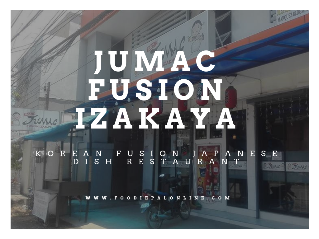 R&S Jumac Fusion Izakaya #RSJumac #FusionRestaurant