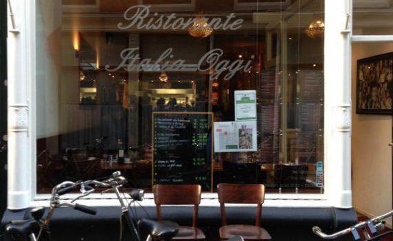 מסעדה איטלקית באמסטרדם Italia Oggi