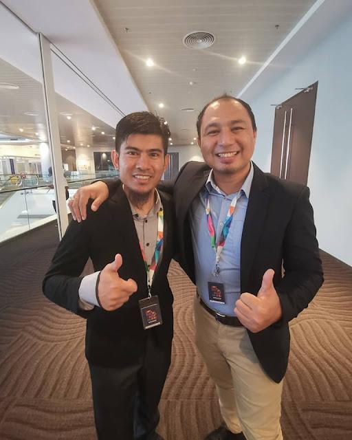 Nih ikon guru Apple kat Malaysia, Cikgu Razif dari MCKK