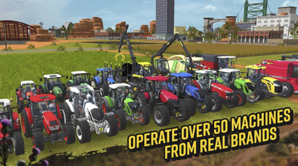 Farming Simulator 18 Mod Apk for Android