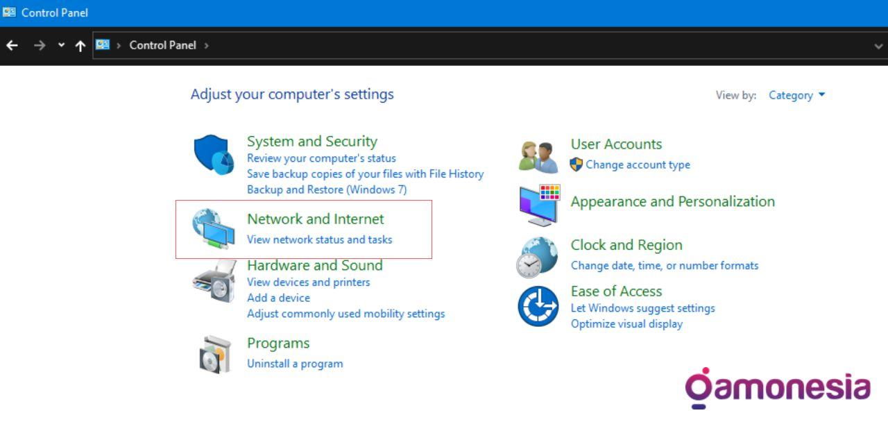 cara mengetahui password  wifi di windows 10