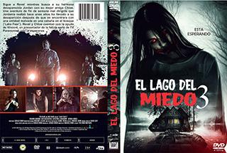 Lake Fear 3 - El Lago del Miedo 3 - Cover - DVD