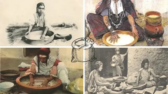 The history of couscous