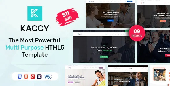 Best Services Multipurpose HTML Template