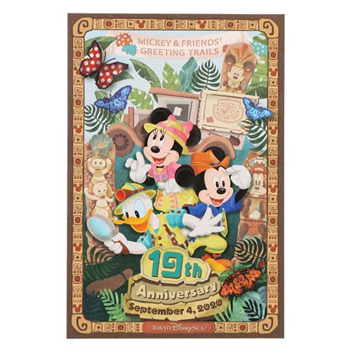 Happy 19th Anniversary to Tokyo DisneySEA, 東京迪士尼海洋