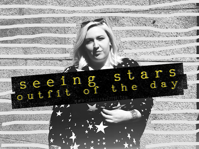 Seeing Stars || Outfit Of The Day