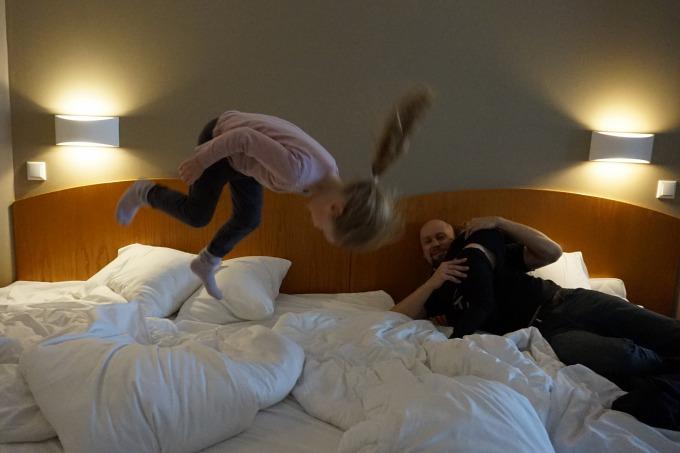 Tallinnan Pirita Spa Hotel ja Marine Family Room / lapsiperheen kokemuksia