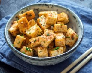 Sesame Taj Tofu