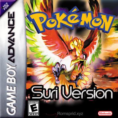 Pokemon Suri GBA ROM Download