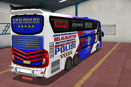 LIVERY BUSSID BUS SDD - PATWAL