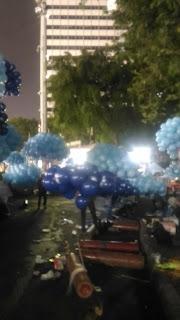 wahanaballons menjual aneka balon gas pelepasan dengan kwalitas terbaik 081219050408