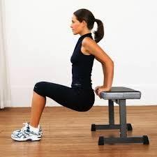 Cara efektif Melangsingkan lemak lengan dengan Latihan Rutin