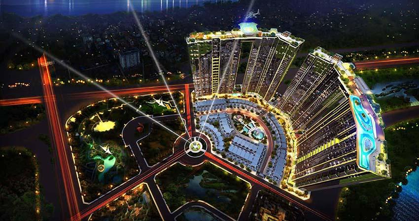 Chung cư Sunshine City Nam Thăng Long Tây Hồ