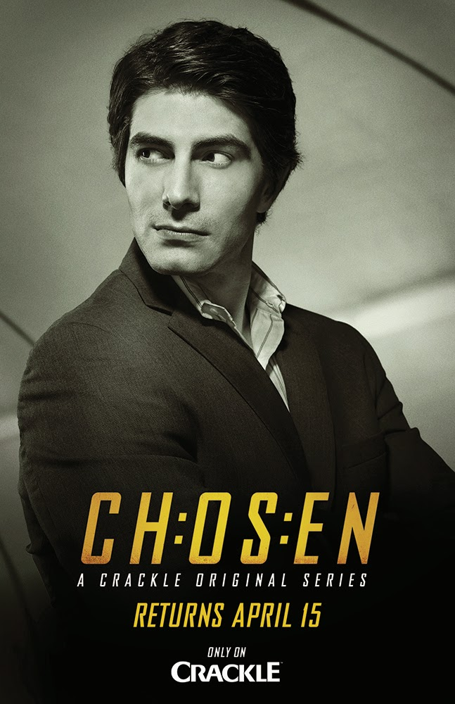 CHOSEN Returns April 15 on Crackle