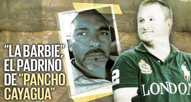 """LA """"BARBIE"""",el PADRINO de la CARRERA CRIMINAL del PANCHO CALAGUA"""