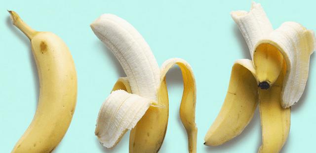 remedios usando la piel de la banana