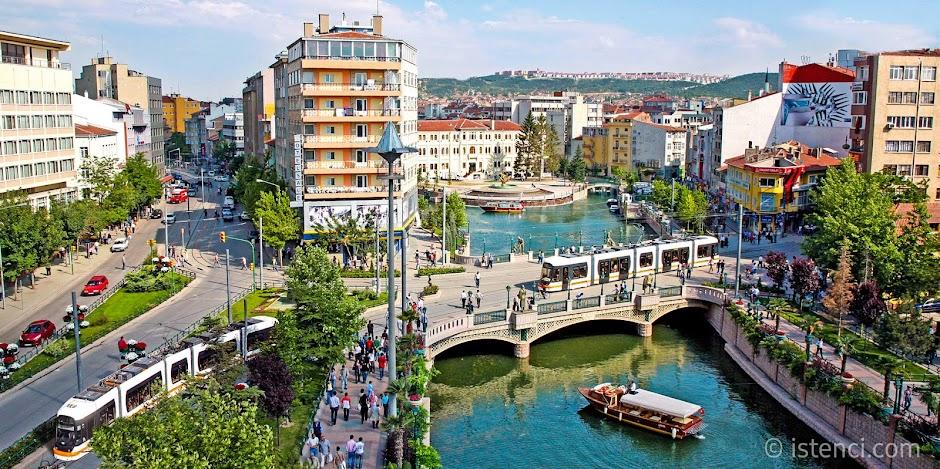 Eskişehir'de gezilecek yerler ve Eskişehir hakkında bilgiler...