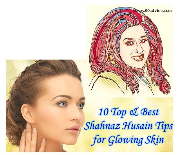 10 Top & Best Shahnaz Husain Tips for Glowing Skin