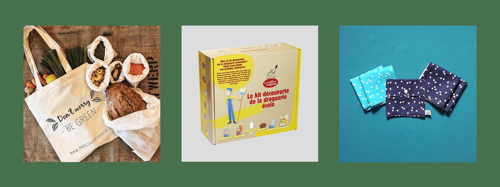 idées cadeaux zéro déchets lifestyle