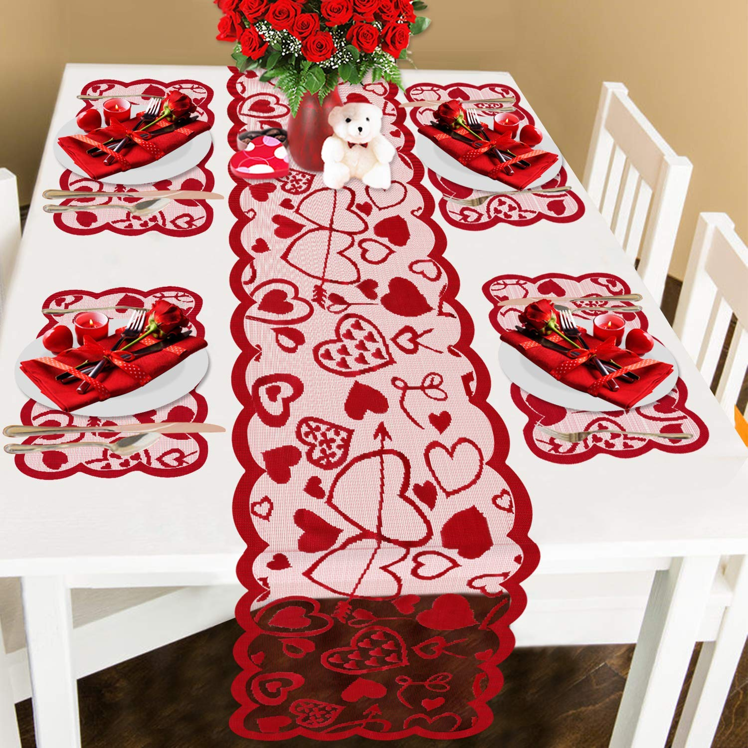 Top 10 Most Beautiful Valentine's Day Decoration Ideas 2020