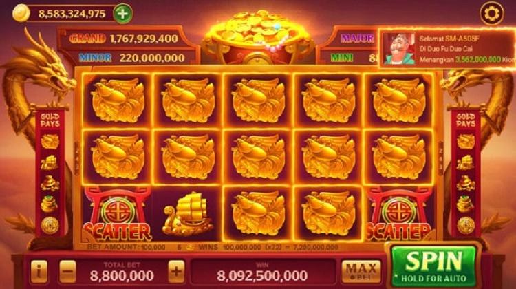 Cara Mudah Mendapatkan Super Win Duo Fu Duo Cai Higgs Domino Island
