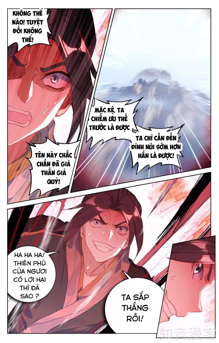 Nguyên Tôn Chapter 143 - truyenmh.com