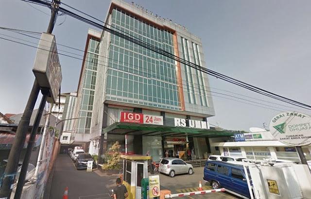Habib Rizieq Cek Kesehatan di RS Ummi Bogor, Begini Kondisinya