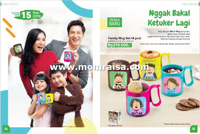 Katalog Promo Tupperware September 2019